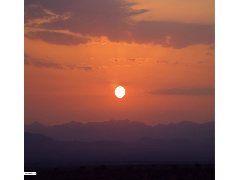 Lewa Downs African Sunrise-2